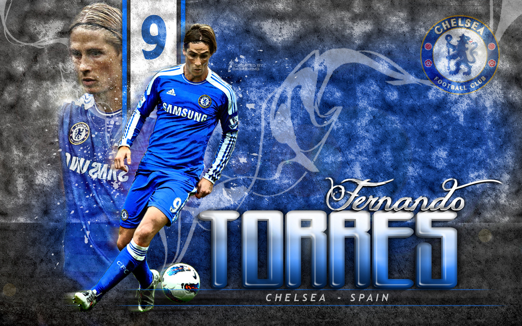Download HD Fernando Torres Chelsea 2015 Wallpaper HD Wallpapers 1667x1042