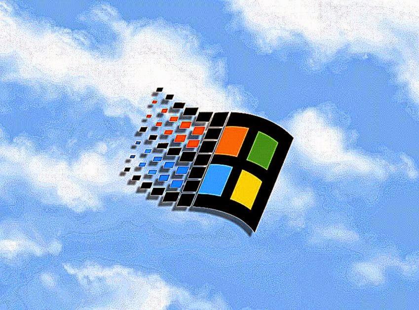 [48+] Original Windows 95 Wallpaper on WallpaperSafari