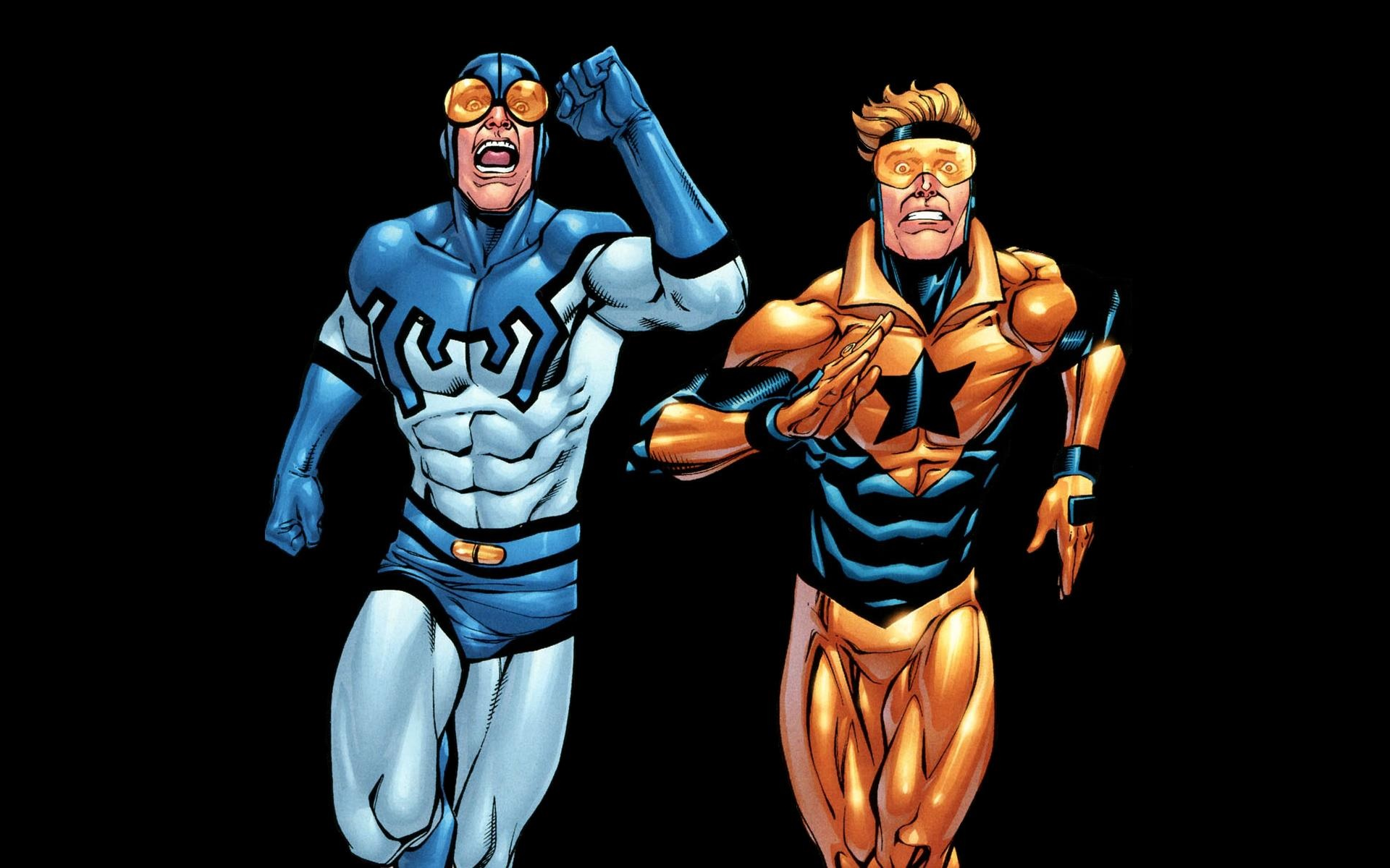Booster Gold Wallpaper 3   1920 X 1200 stmednet 1920x1200