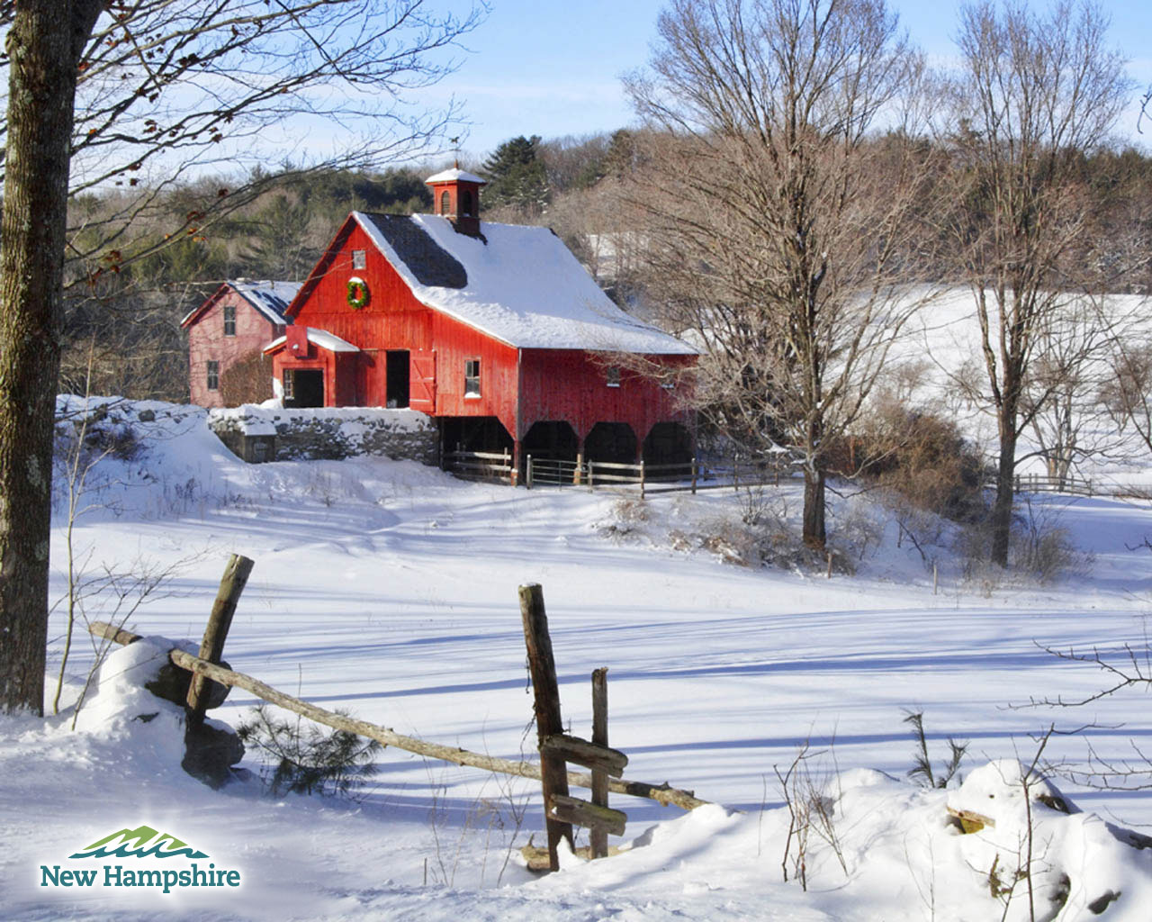 country winter desktop backgrounds wallpapers - photo #14