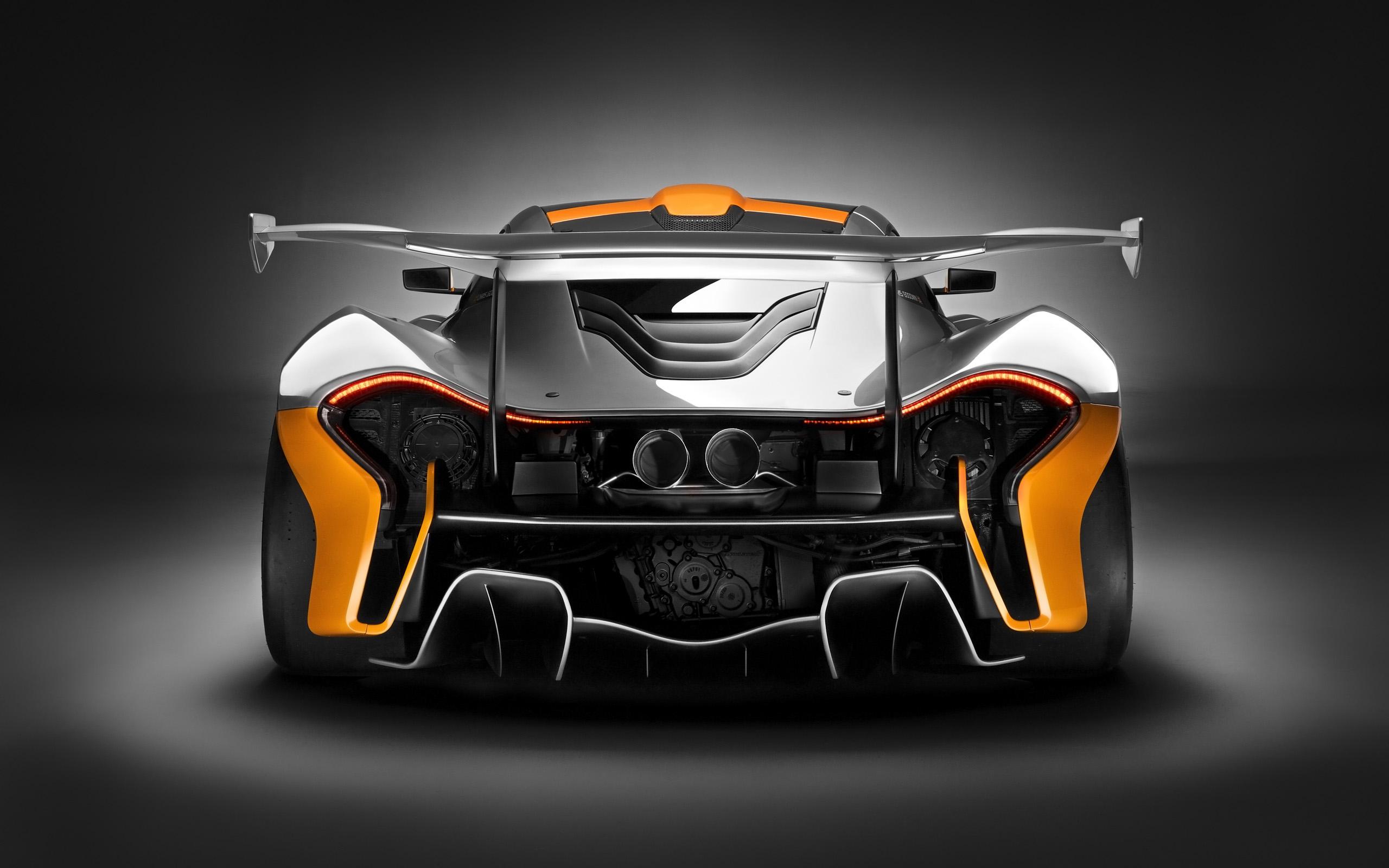 2014 McLaren P1 GTR Design Concept 4 Wallpaper HD Car Wallpapers 2560x1600