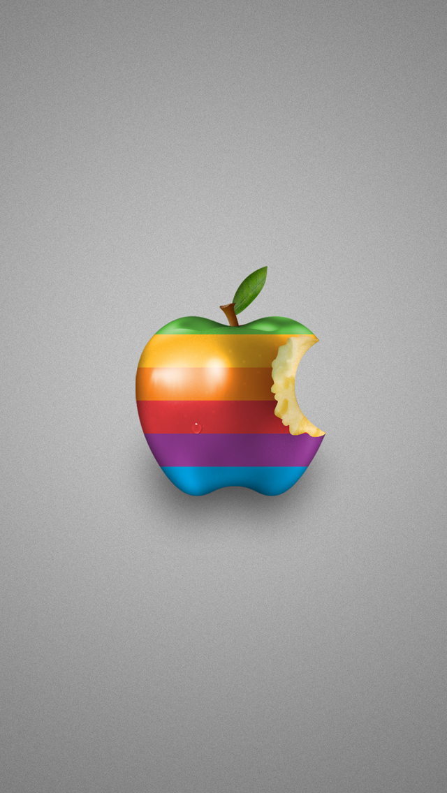 Cool apple logo 16 iPhone 5 wallpapers Top iPhone 5 Wallpaperscom 640x1136