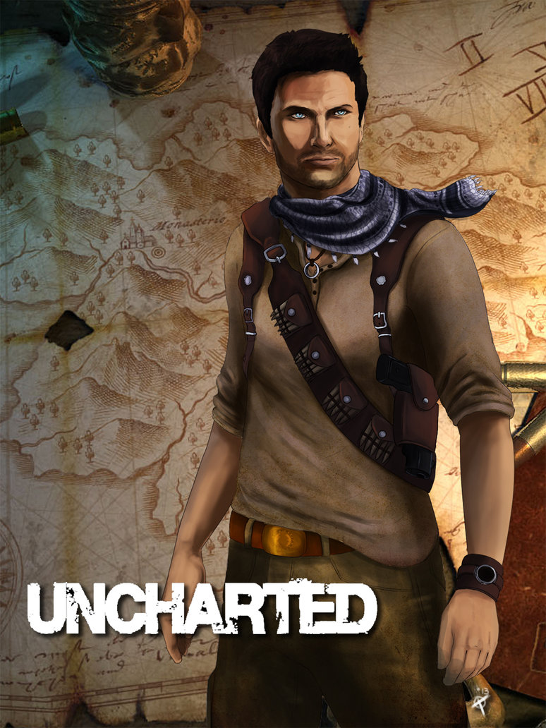 Free Download Nathan Drake Uncharted By Torazthenomad 774x1032
