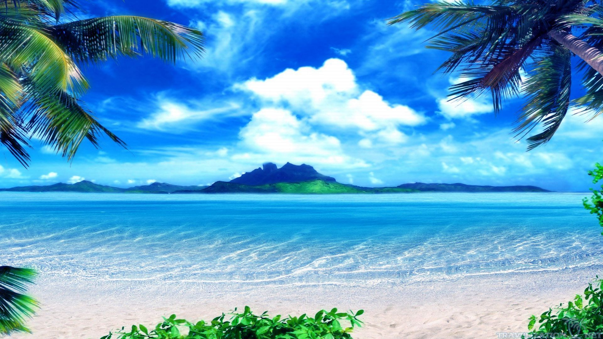 the beautiful seaside scenery - photo #10