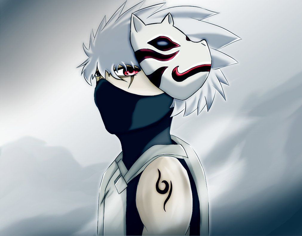Kakashi Anbu Wallpapers 1011x791