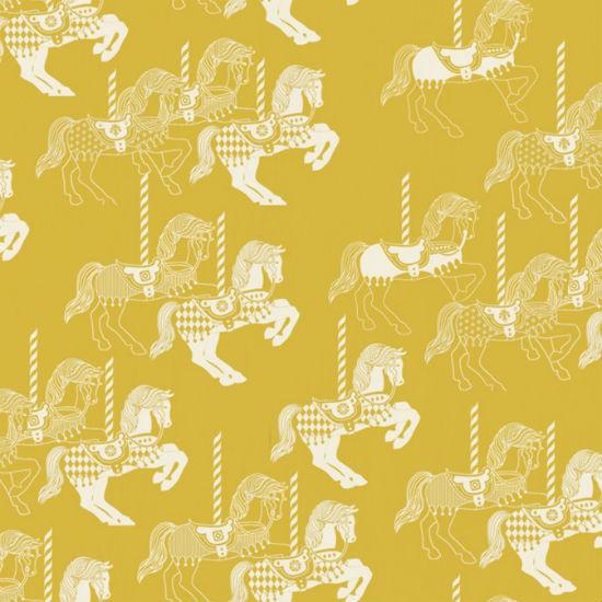 Fair wallpaper from Mini Moderns Childrens bedroom wallpapers 550x550