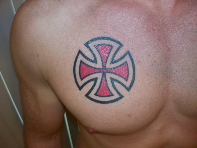 Maltese Cross Tattoo Pictures at Checkoutmyinkcom 800x600