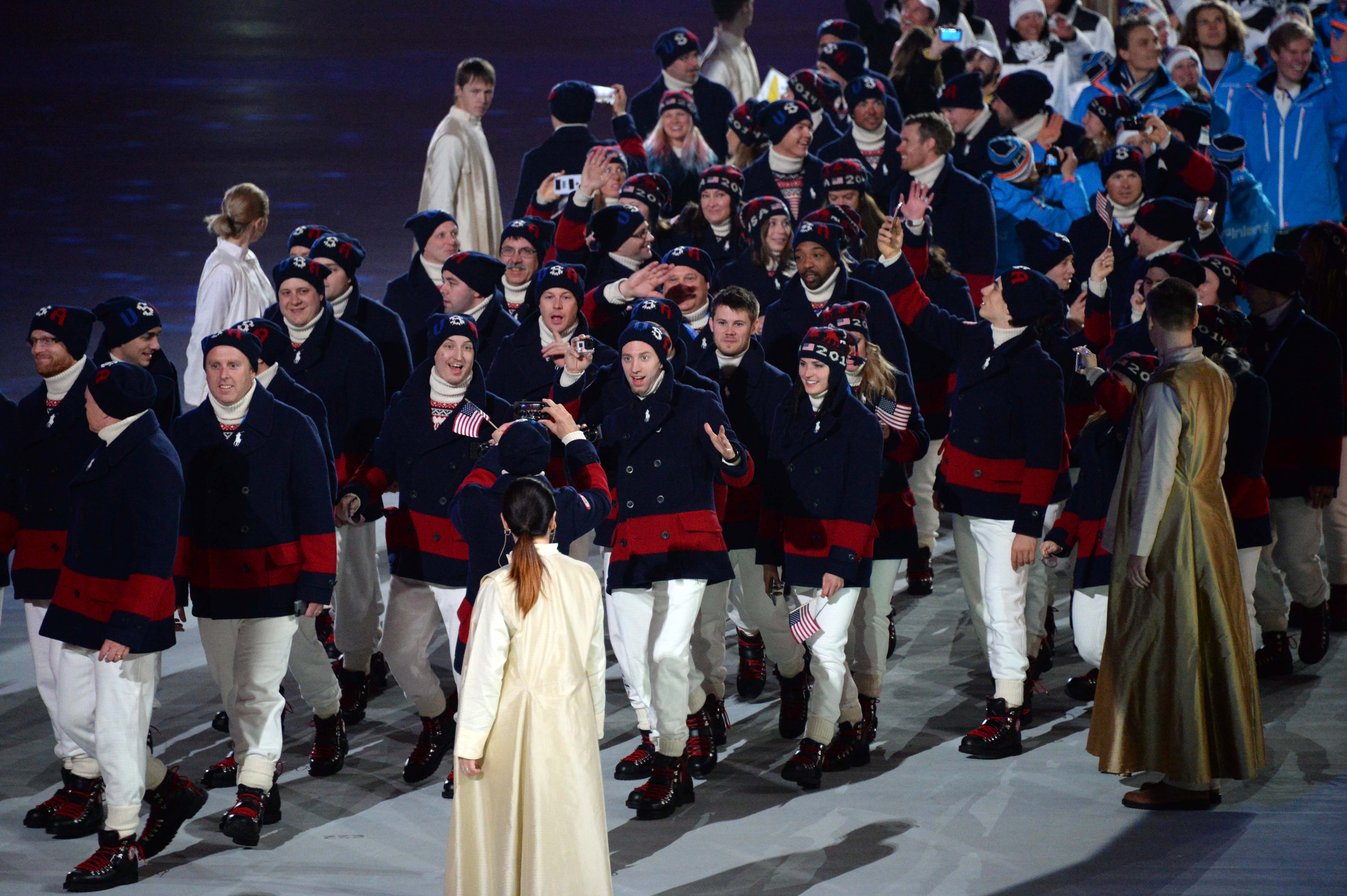 Relive the Sochi closing ceremony USA TODAY Sports Wire 4928x3280