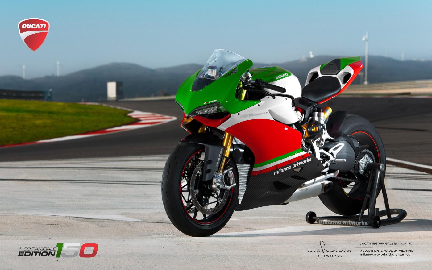 2016 Ducati 1199 Wallpapers 1400x875