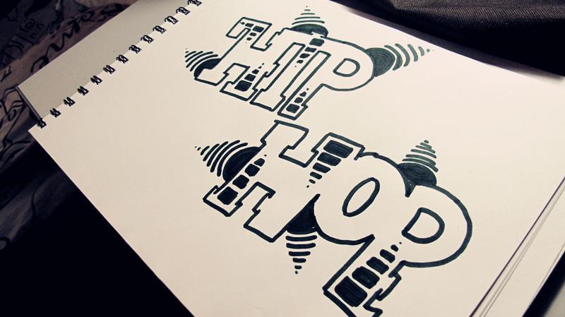 Hip Hop Graffiti by LilWolfieDewey 800x449