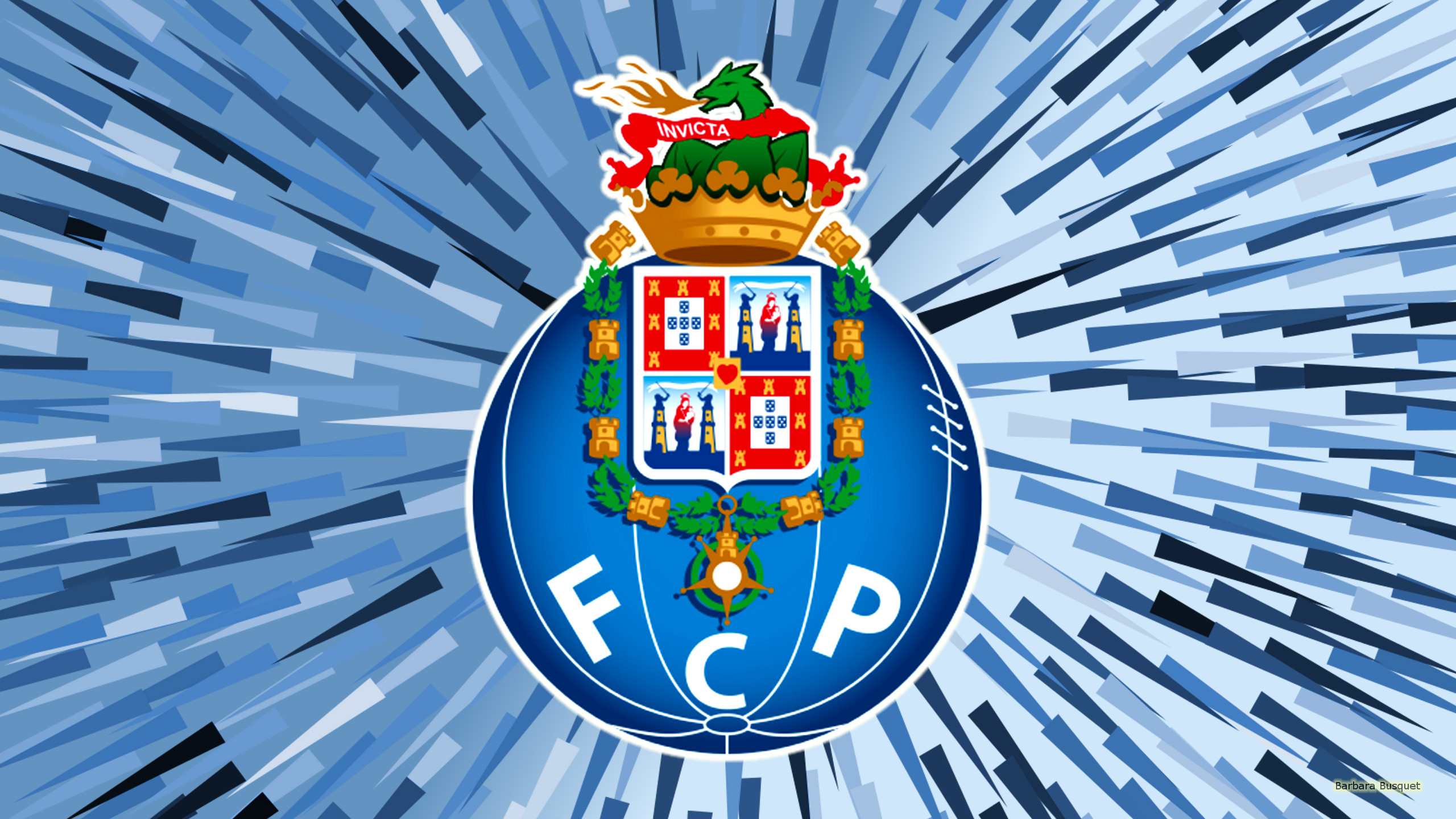 FC Porto HD Wallpaper Background Image 2560x1440 ID989444 2560x1440