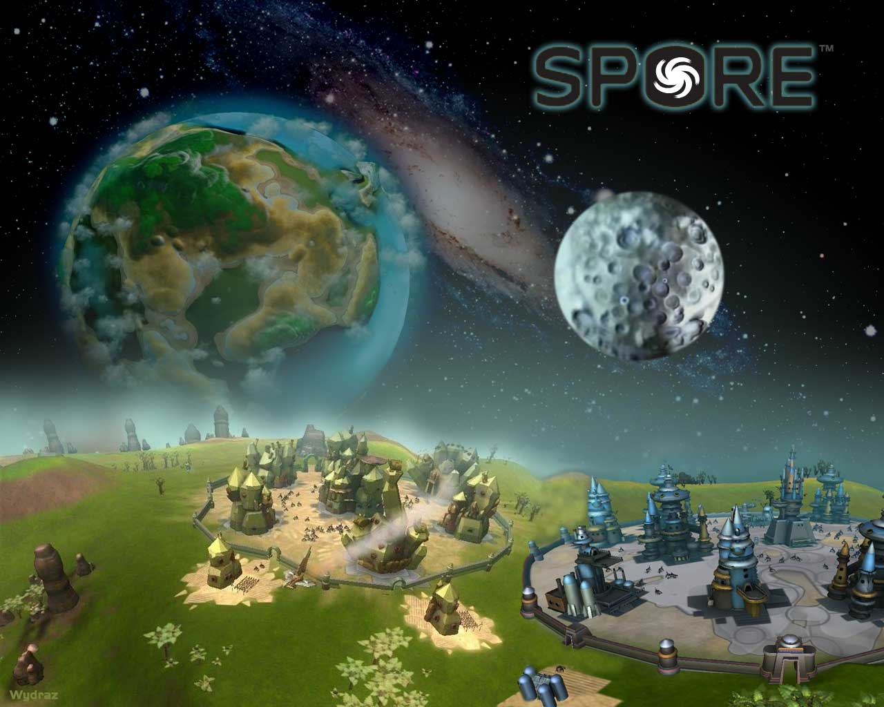 Spore Wallpapers 1280x1024