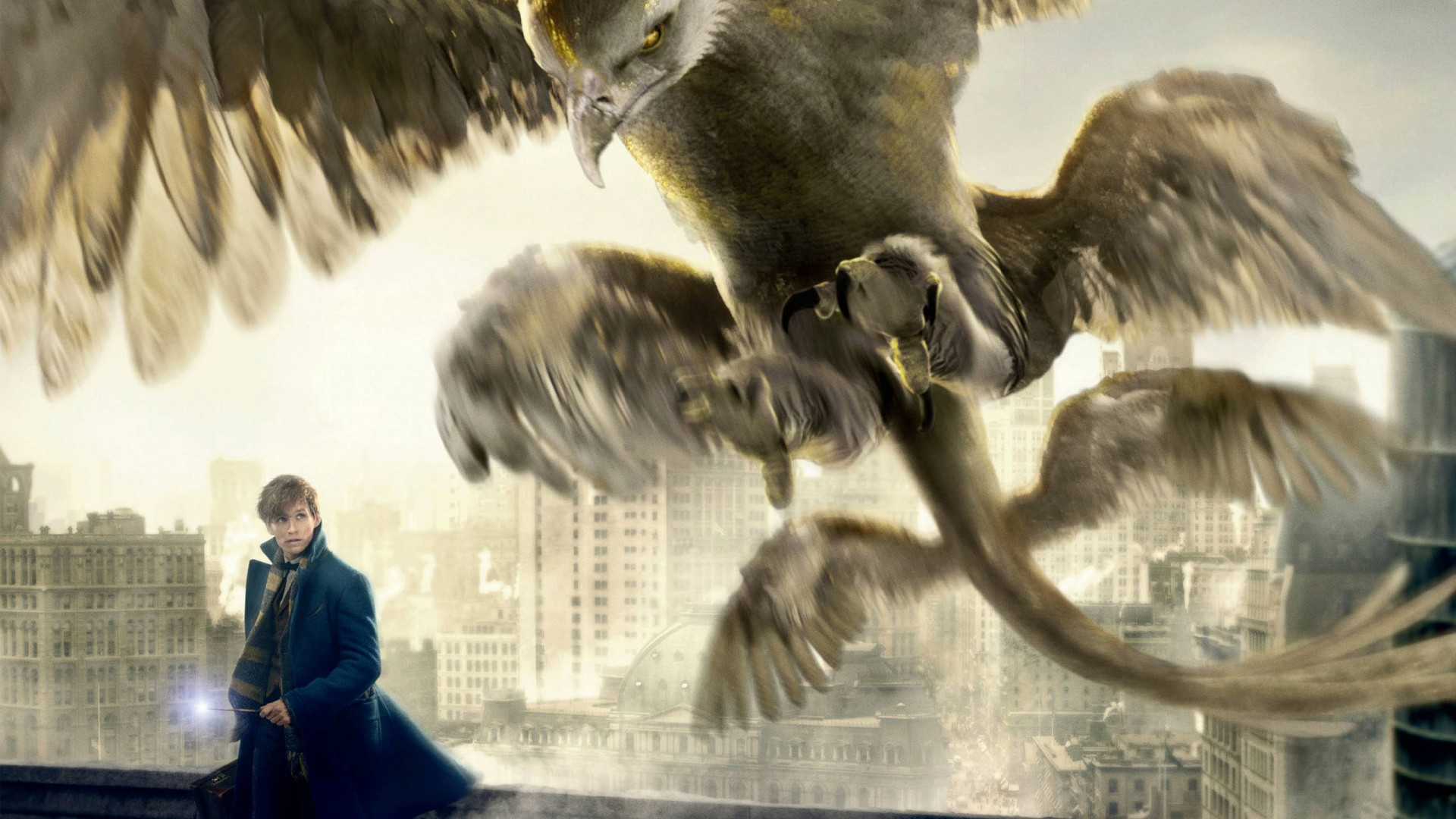 Fantastic Beasts and Where to Find Them wallpaper 2 1920x1080