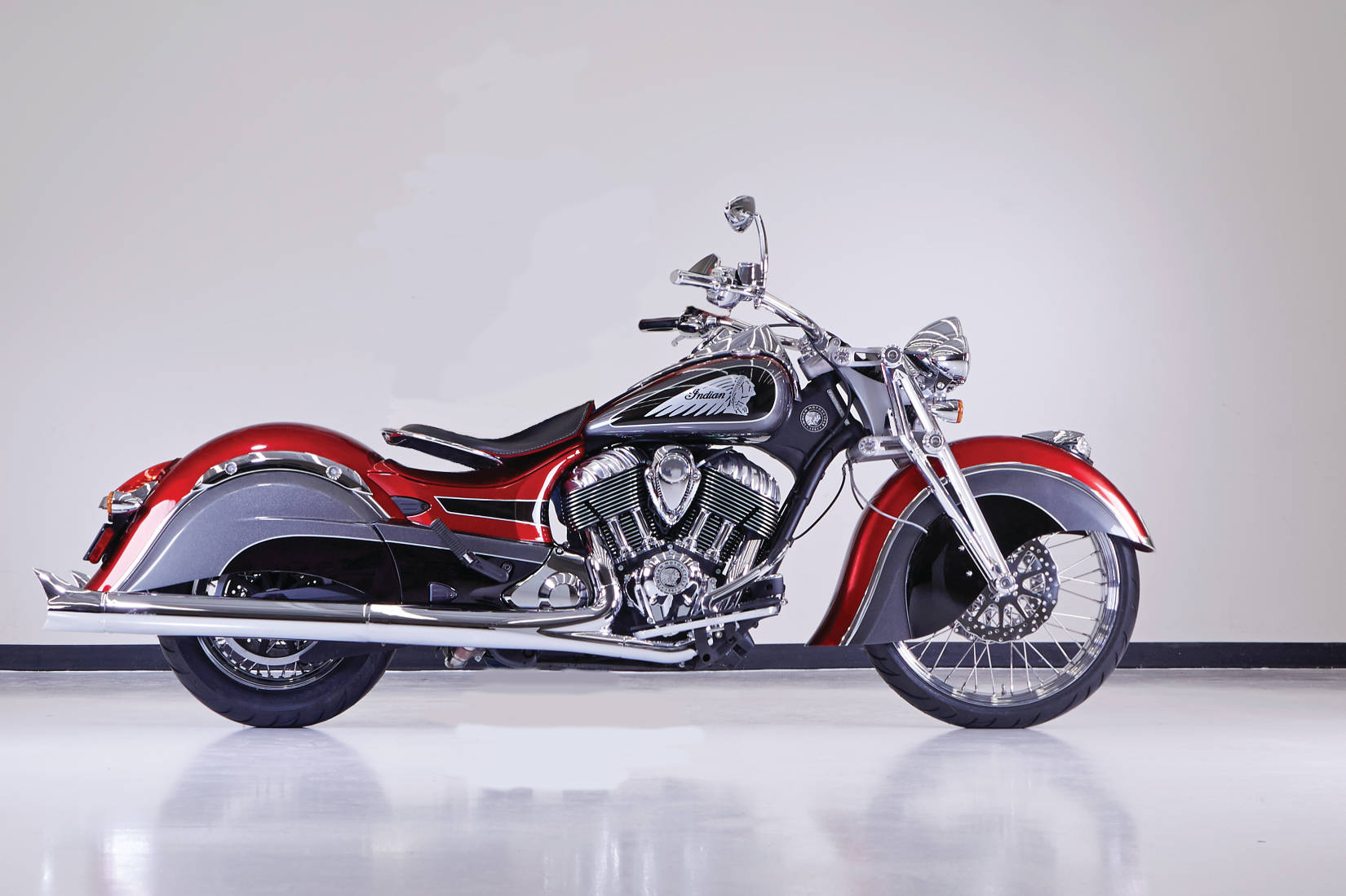 Indian Chief Motorcycle: New Indian Motorcycles Wallpaper