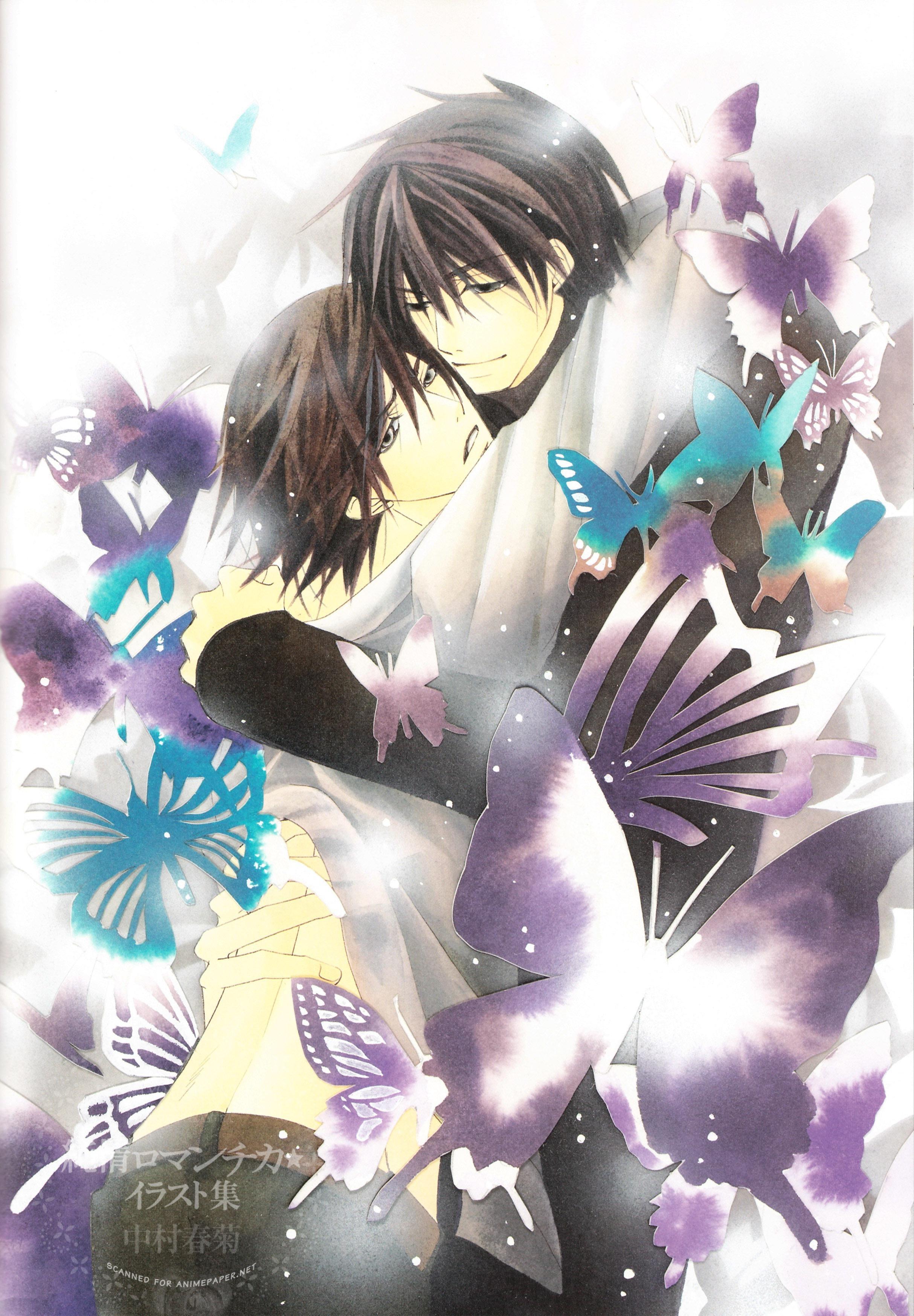 Junjou Egoist Mobile Wallpaper   Zerochan Anime Image Board 2427x3495
