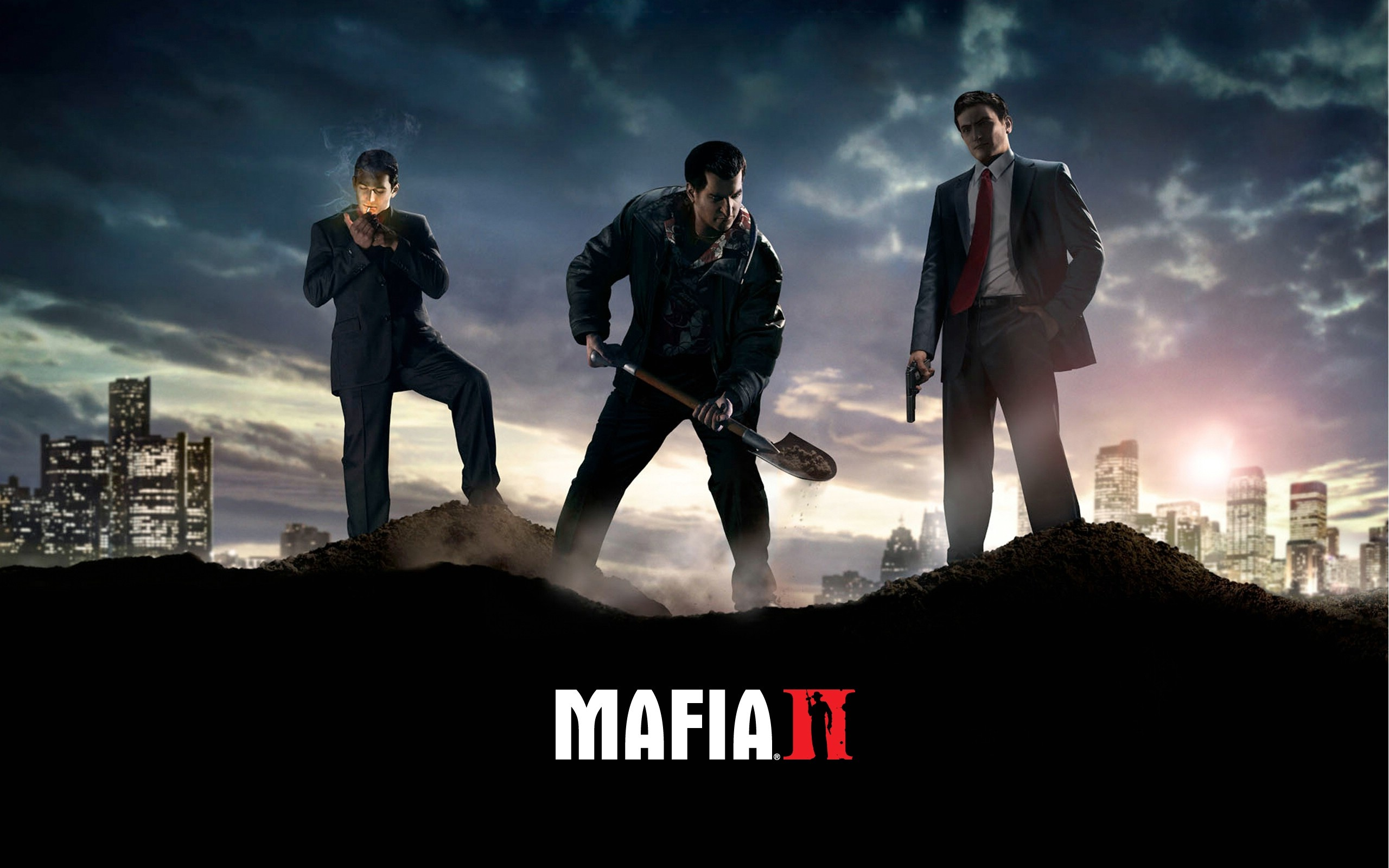 Three 6 Mafia Wallpaper: Mafia 2 HD Wallpapers