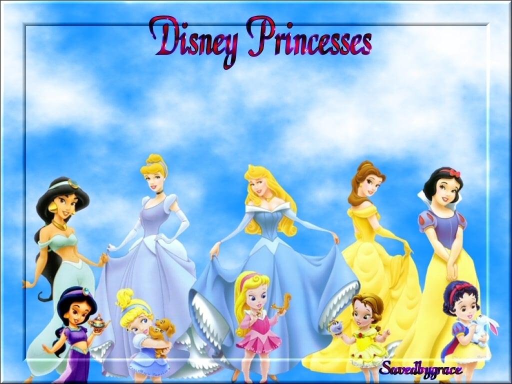 Disney Princess Wallpaper disney princess 6228143 1024 768jpg 1024x768