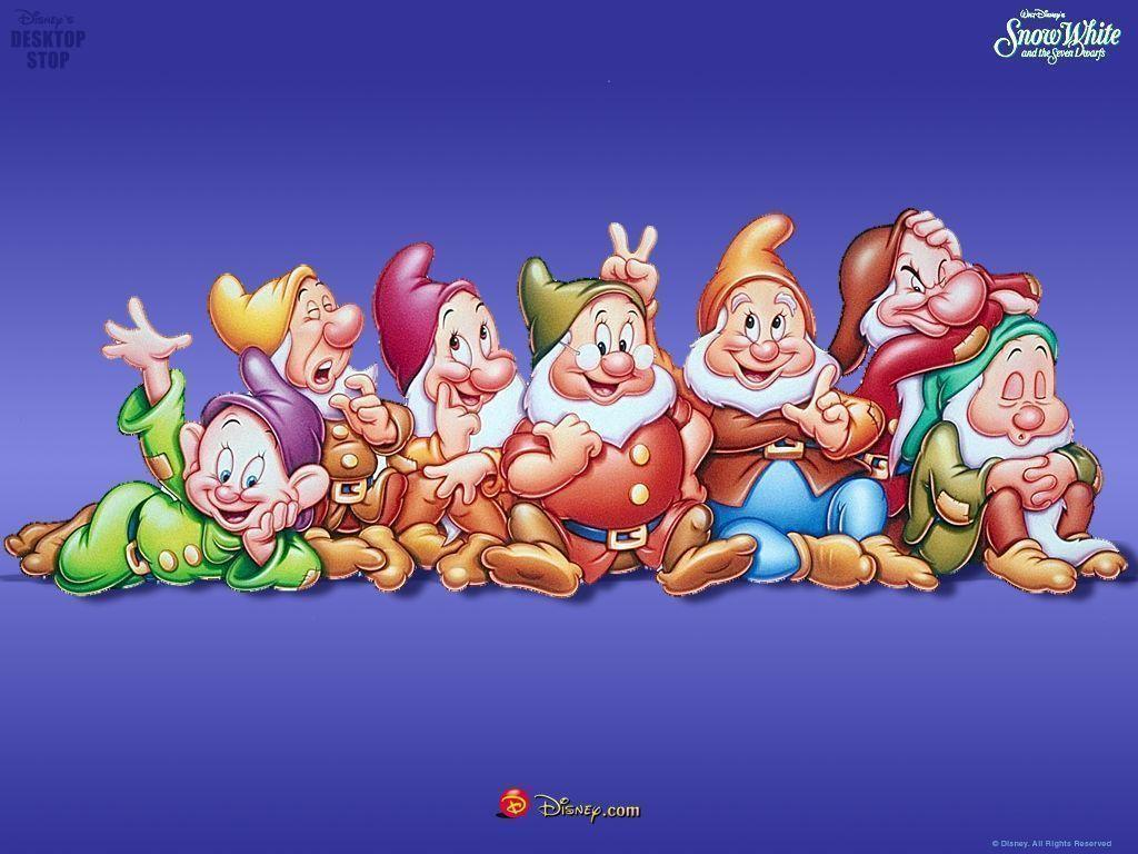 Free Download Snow White And The Seven Dwarfs Wallpapers