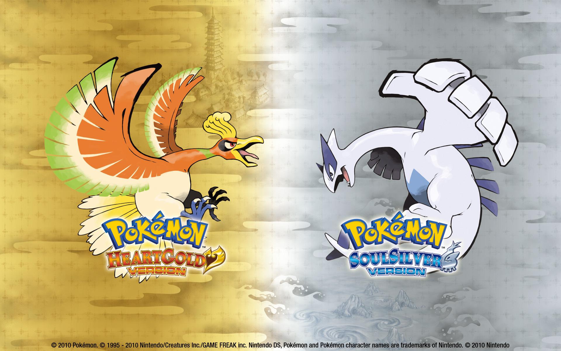 HGSS Wallpaper   Pokemon Soulsilver Wallpaper 15728662 1920x1200