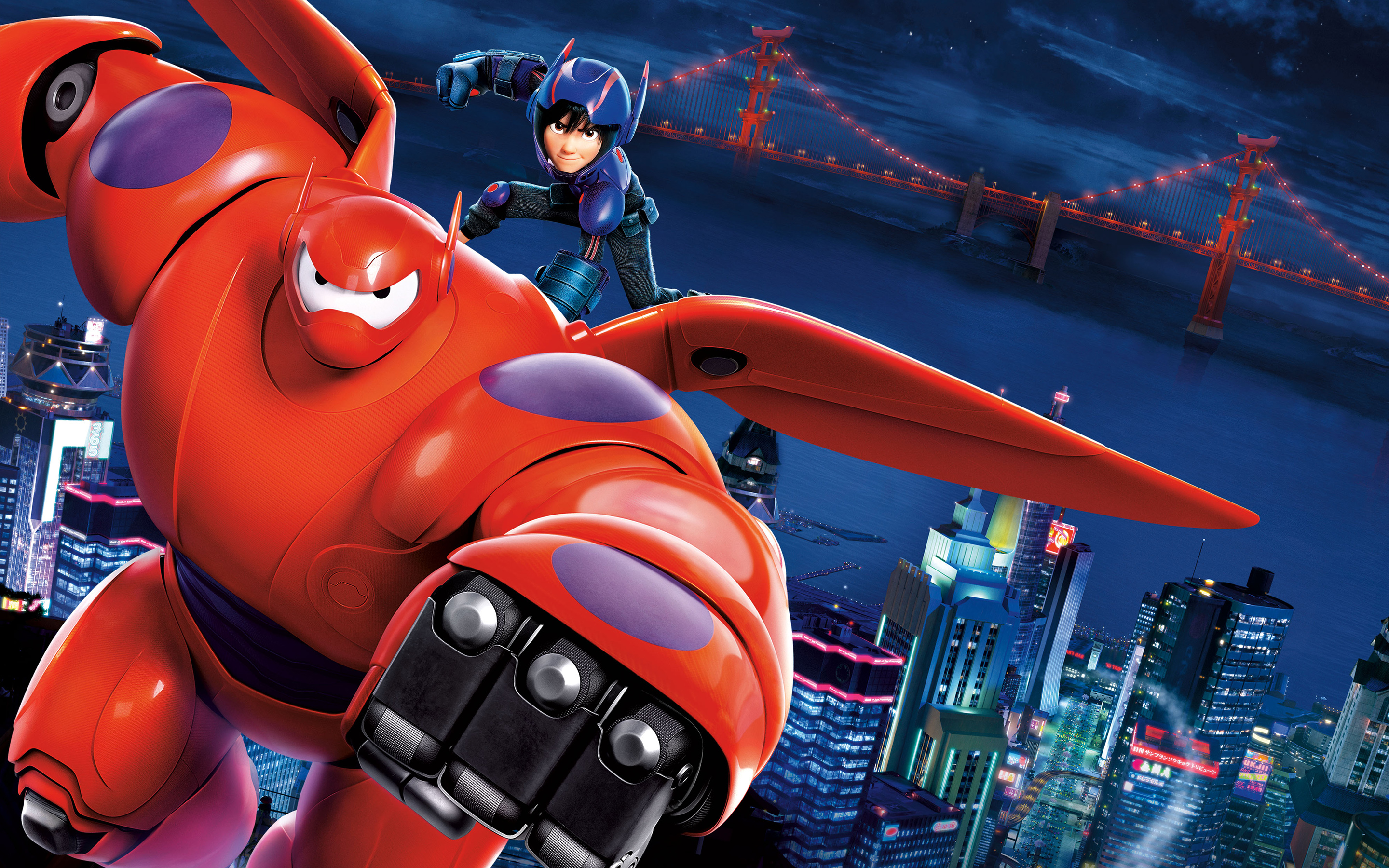 Big Hero 6 Wallpapers Pictures Images 2880x1800