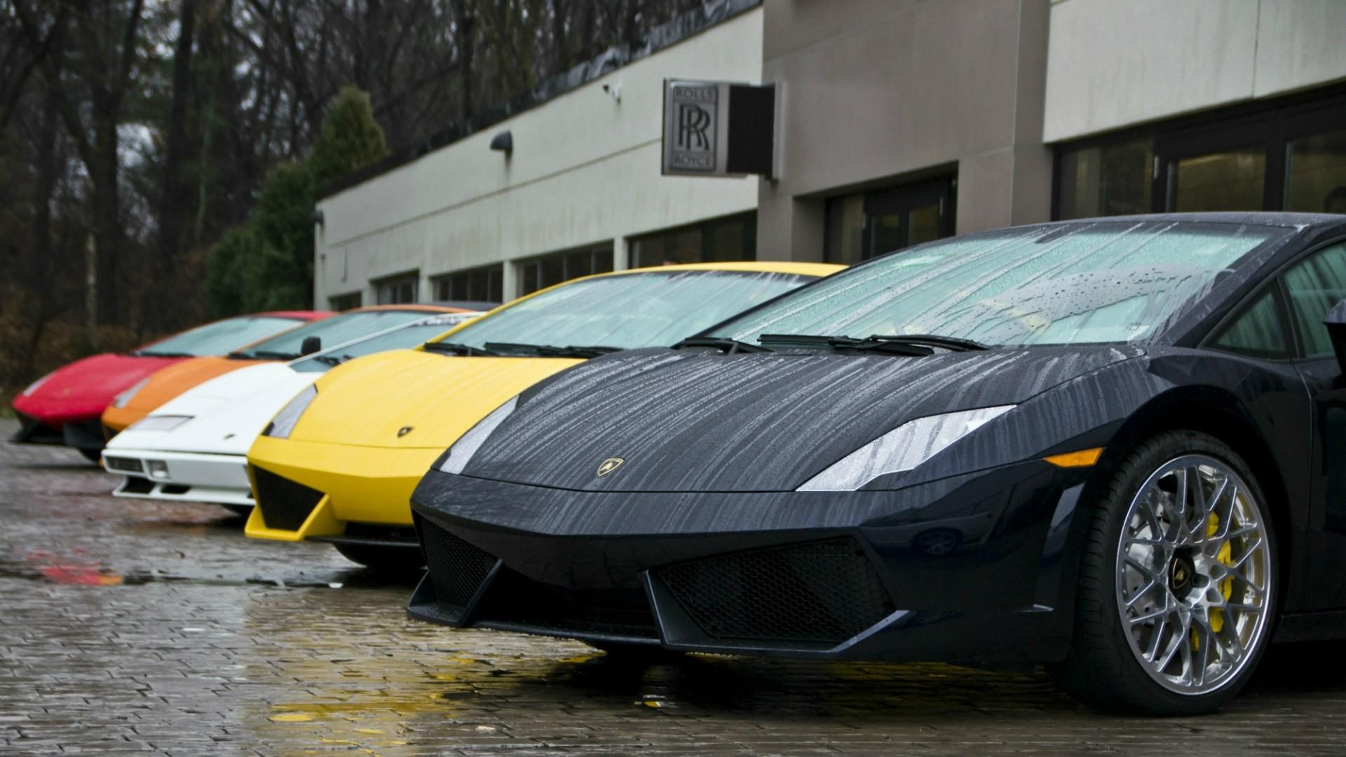 Lamborghini Wallpaper Wallpapersafari