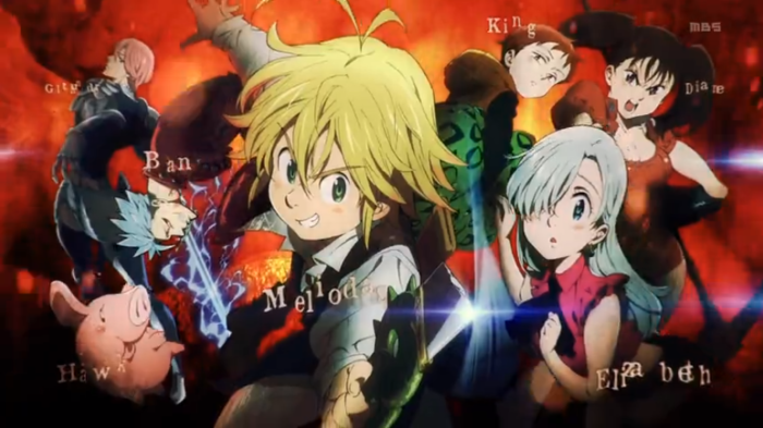 The Seven Deadly Sins Anime Gets Trailer Teases Some Sins 700x393
