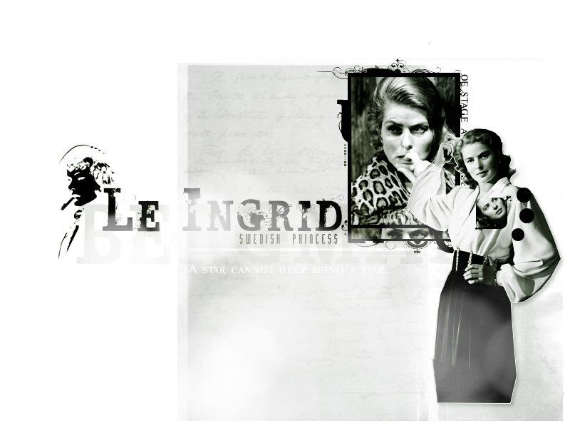 Ingrid Bergman   Ingrid Bergman Wallpaper 3834312 800x600