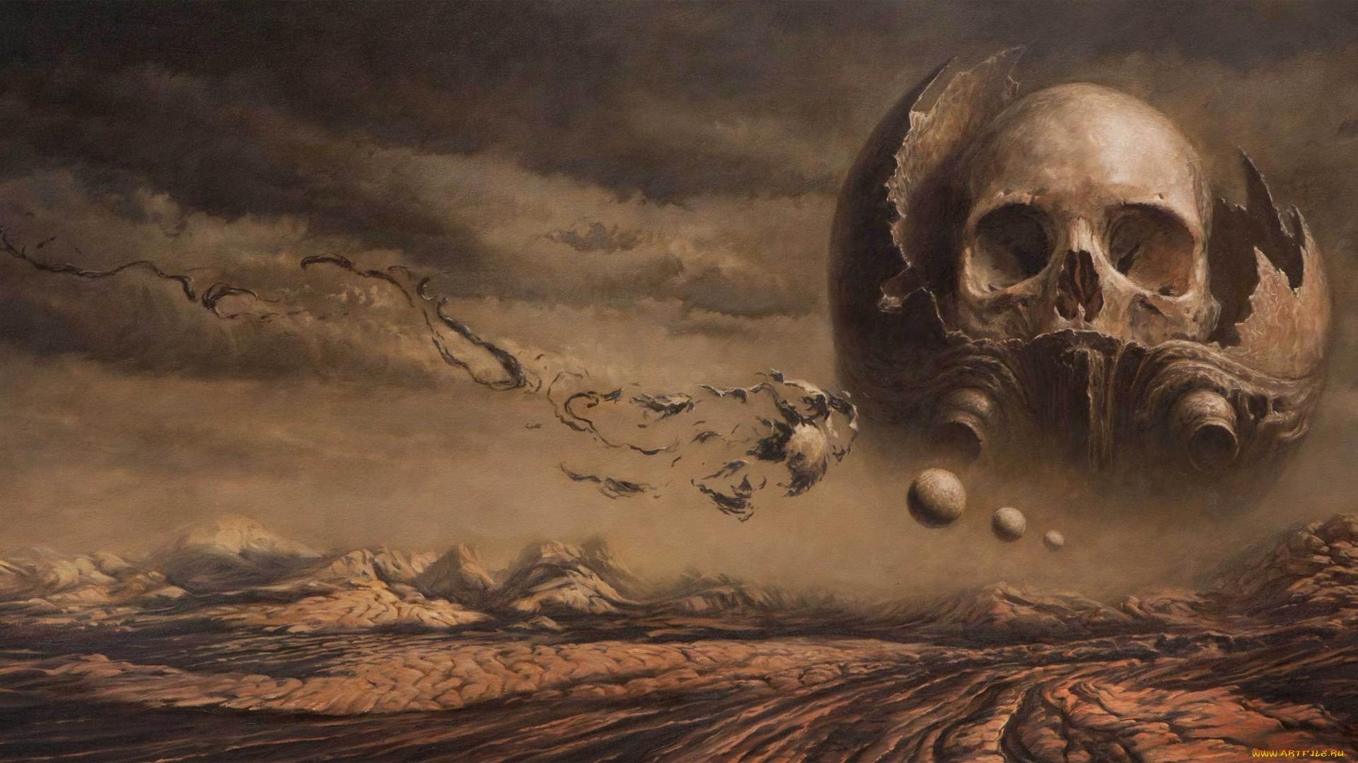 Skull HD Wallpaper Background Image 1920x1080 ID396923 1920x1080