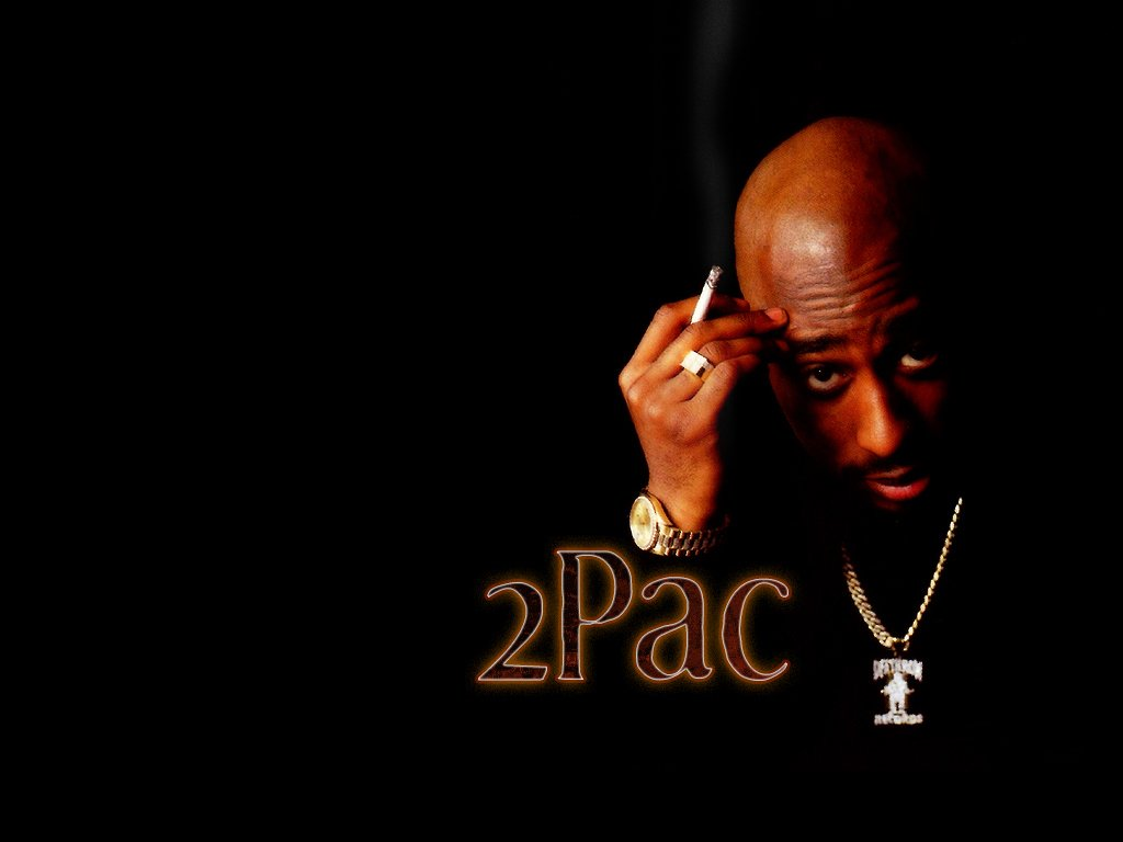2Pac Wallpaper HD 1024x768