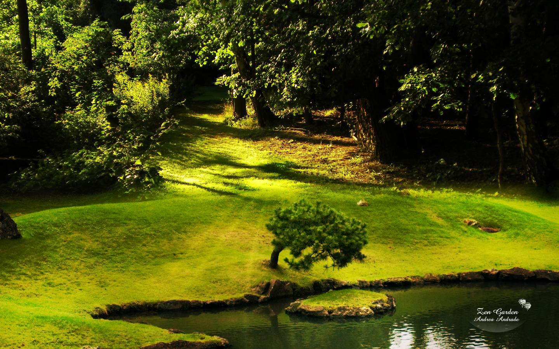 Garden Zen Wallpaper 1440x900 Garden Zen 1440x900