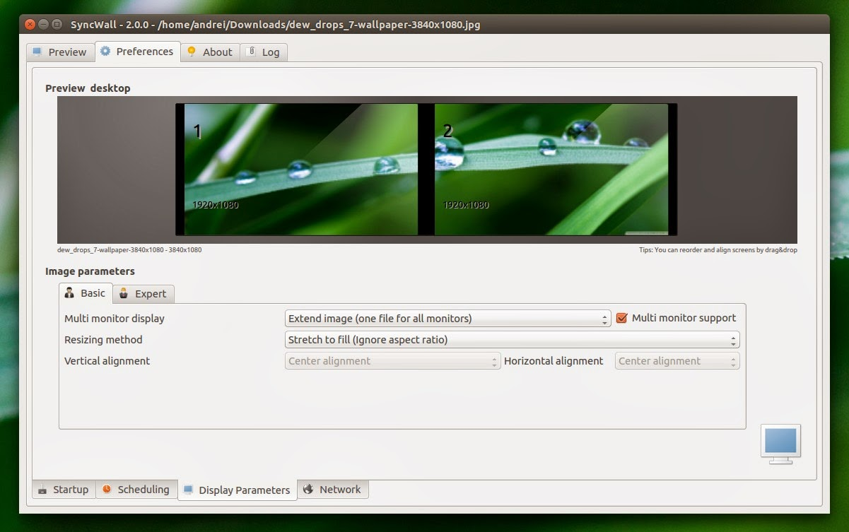 49+ Extend Wallpaper Across Two Monitors on WallpaperSafari
