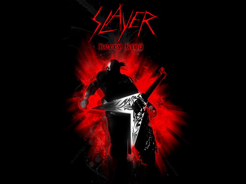 Slayer Wallpaper Band   Fond dcran 1024x768