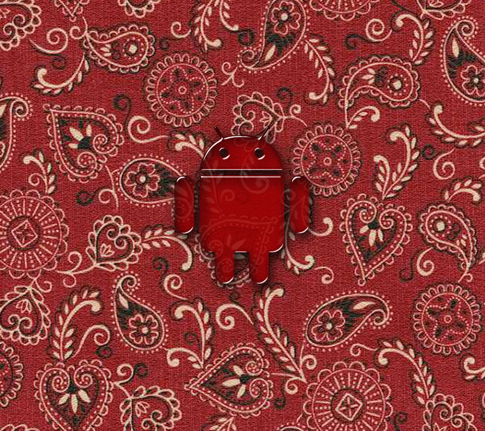 Bandana Wallpaper Droid red bandana 960x854