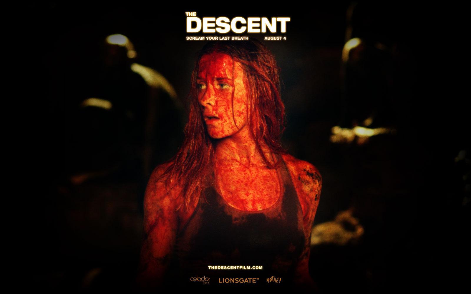 The Descent   Sarah   The Descent Wallpaper 16322655 1600x1000