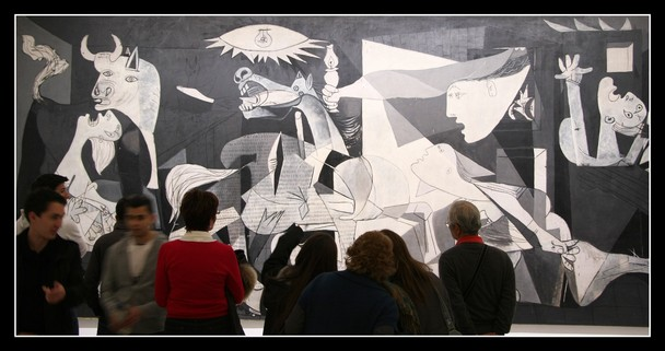 Guernica Wallpaper Hd Images Pictures   Becuo 608x321
