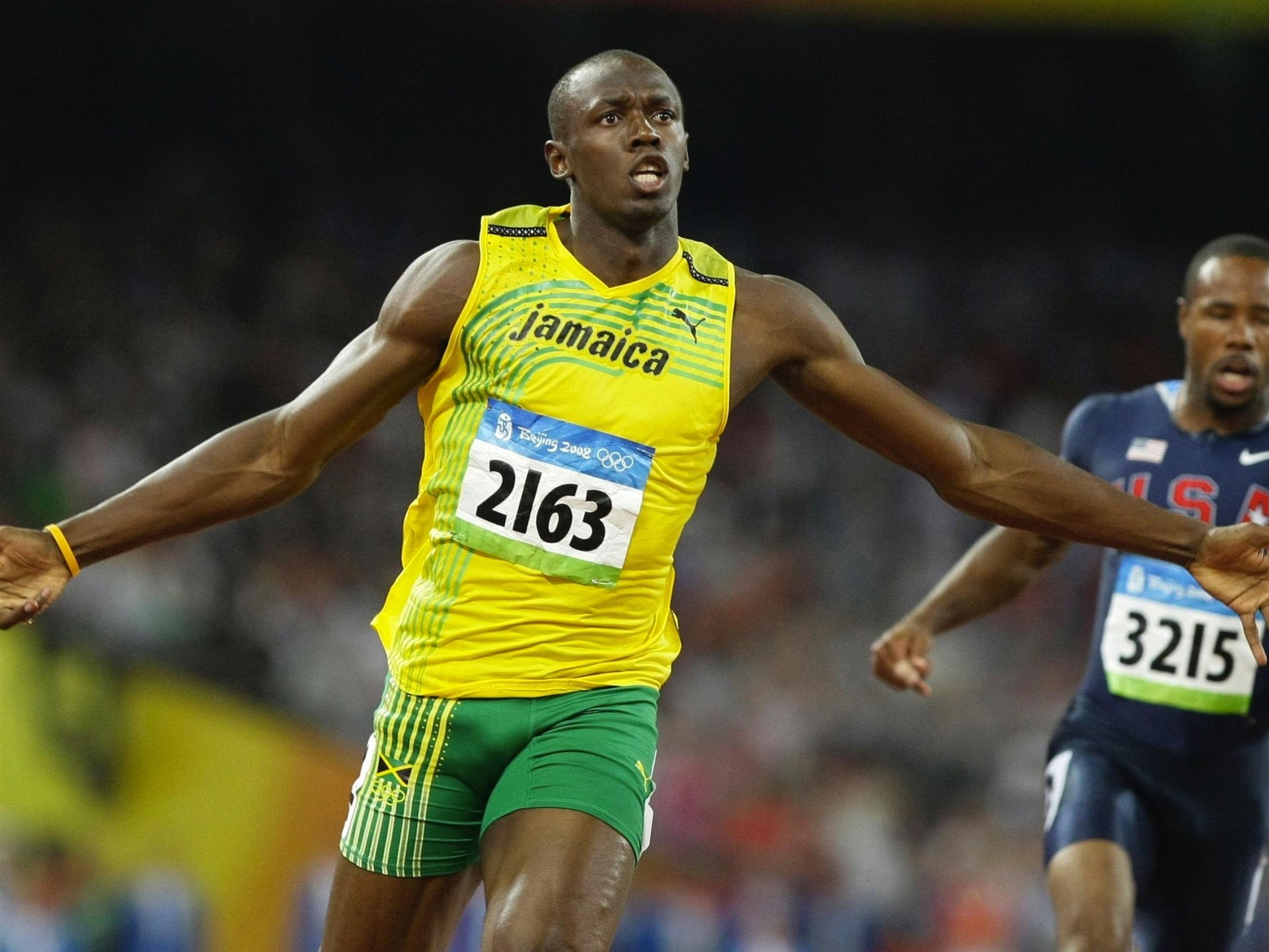 Usain Bolt-London 2012 - 1920x1440 wallpaper download -10wallpaper.com