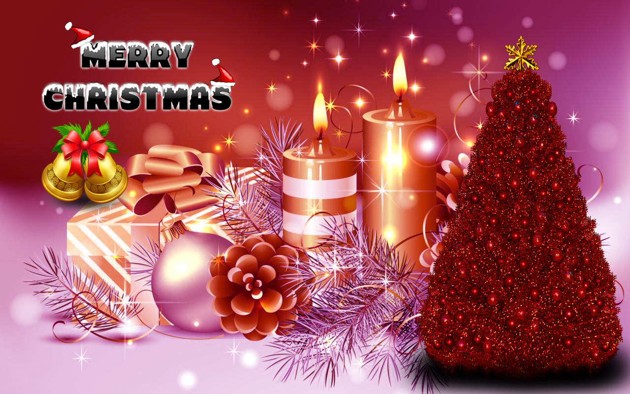 Merry Christmas Desktop Wallpapers Merry christmas 1280x800