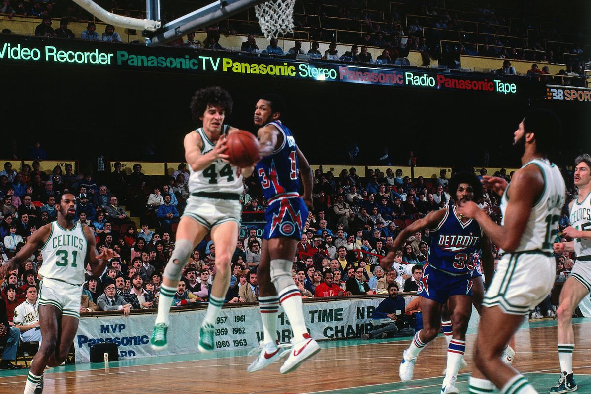 Remembering the sad and too short Celtic stint of Pete Maravich 1200x800