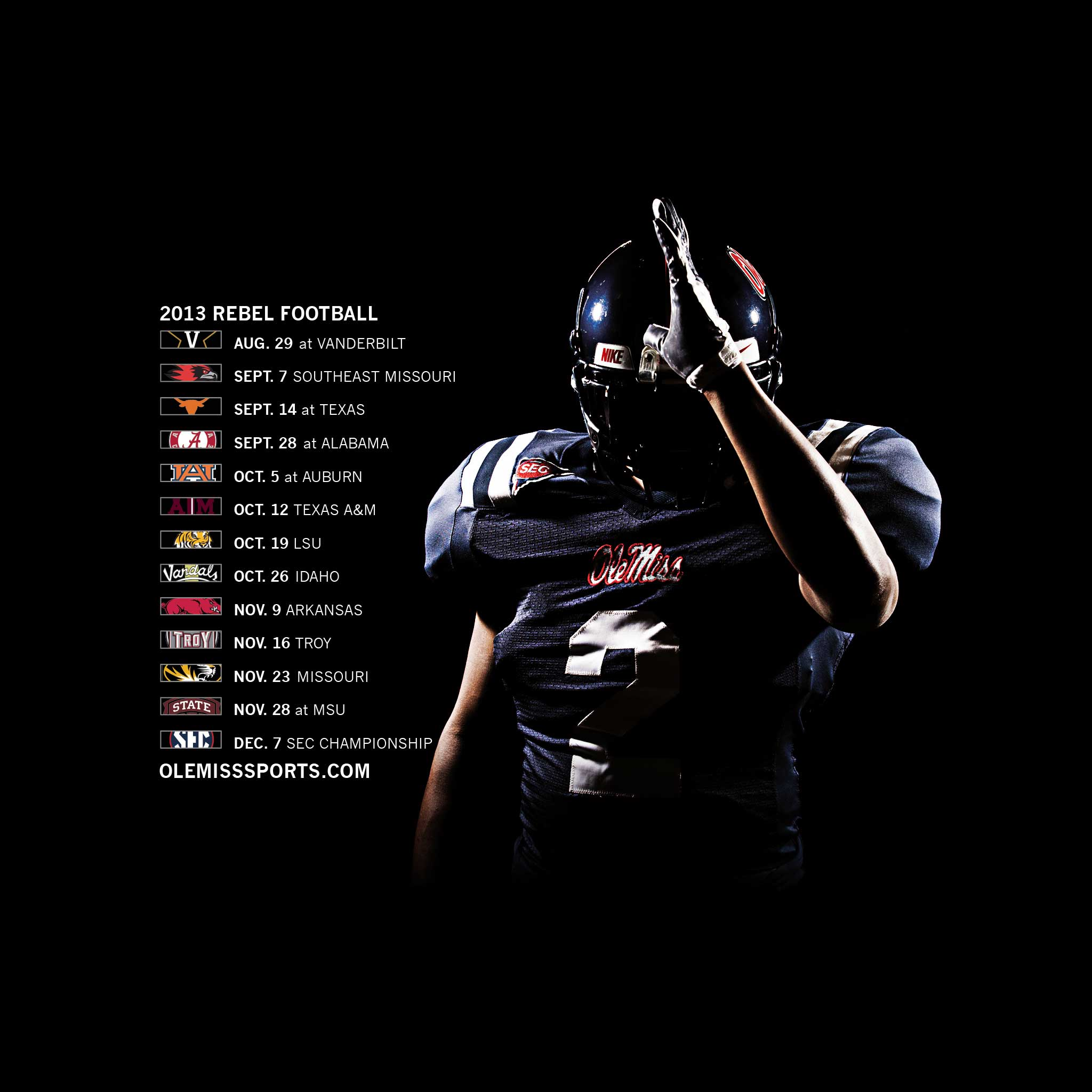 ole miss wallpapers iphone