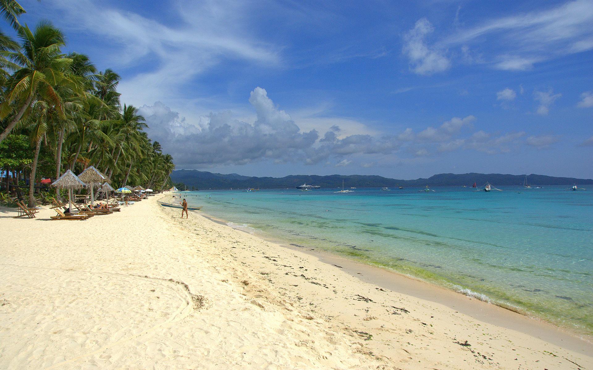 tropical beach wallpaper 120 - photo #7