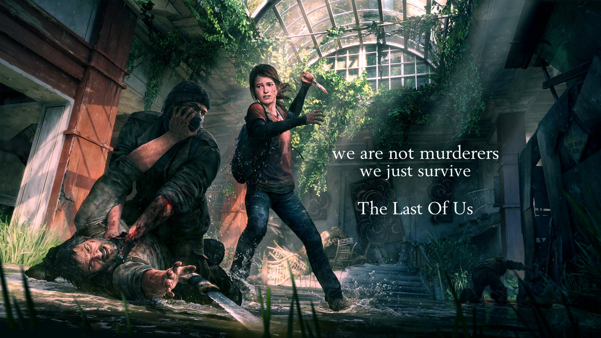 The Last of Us wallpaper 10 1920x1080