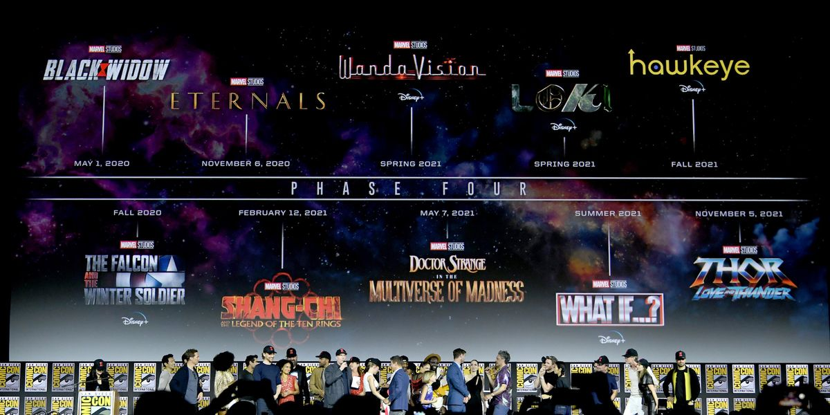 Everything we learned about Marvels Phase 4 movies from Comic Con 1200x600