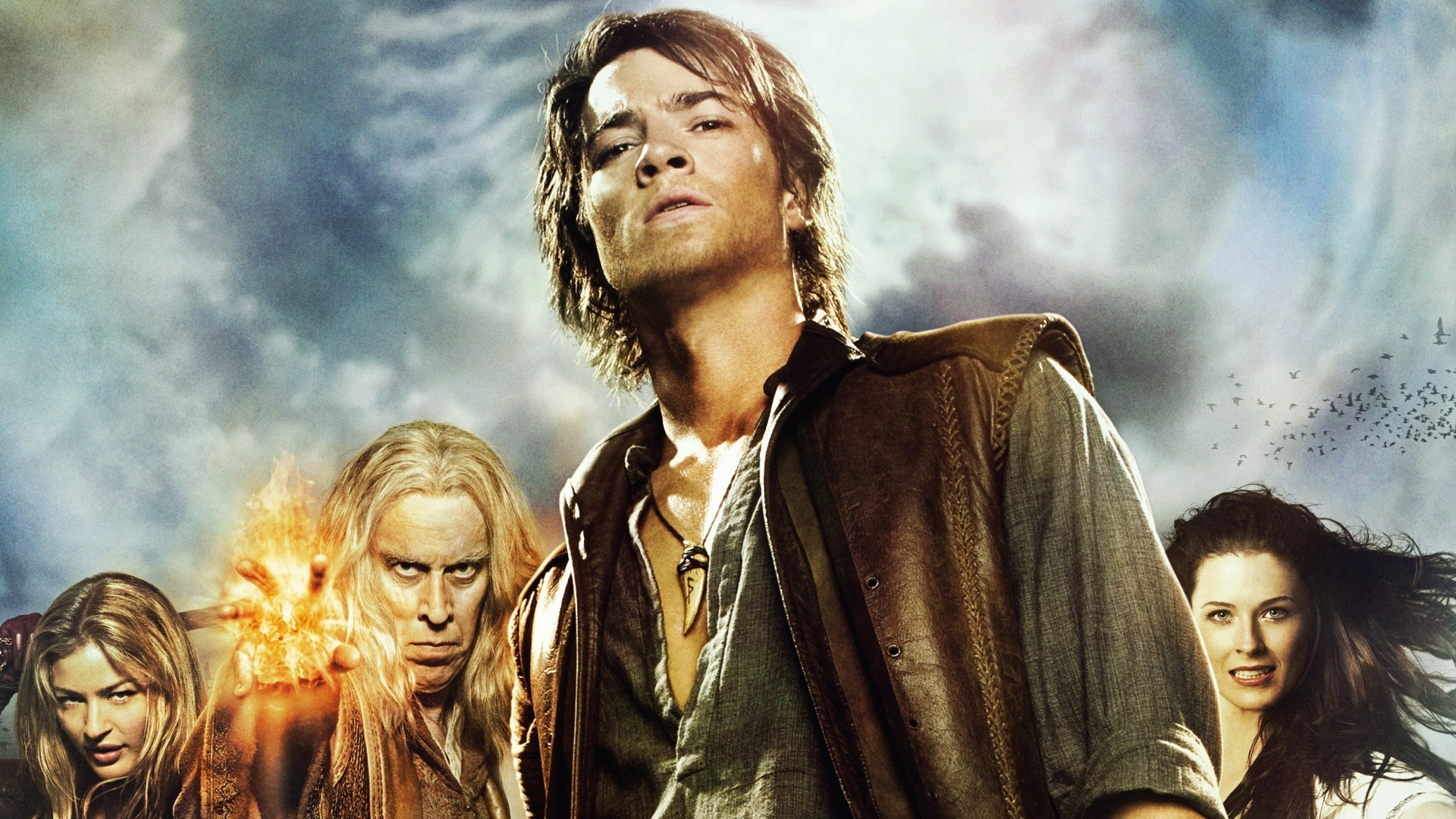 Legend of the Seeker for 1920 x 1080 HDTV 1080p resolution 1920x1080