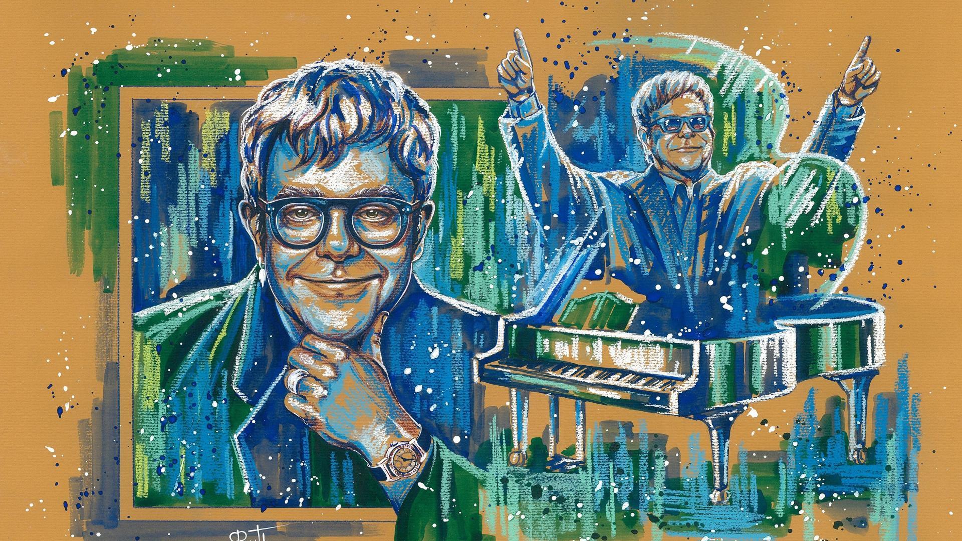 Elton John Wallpaper 14   3840 X 2400 stmednet 1920x1080