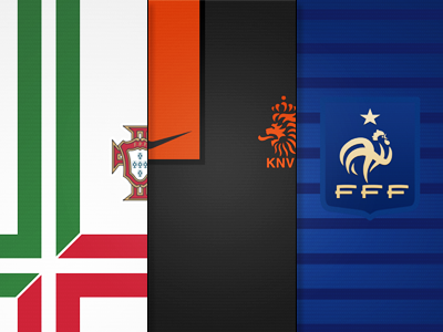 Dribbble   Euro 2012 Team Kit Wallpapers by Dave Ruse 400x300