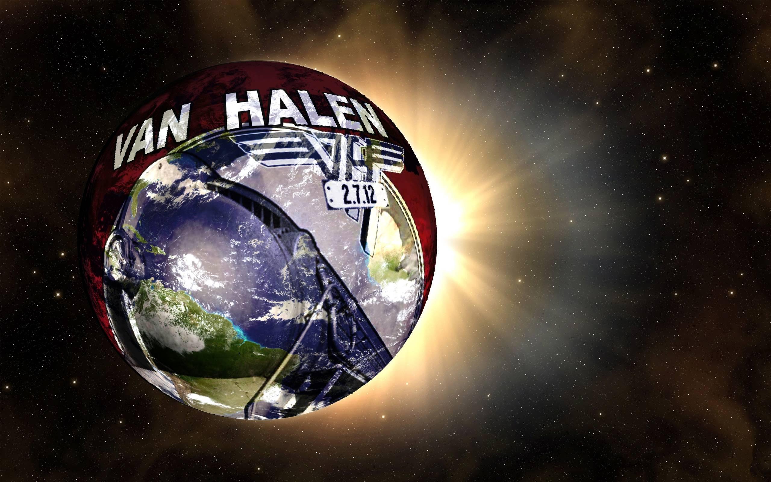 Van Halen Backgrounds 2560x1600
