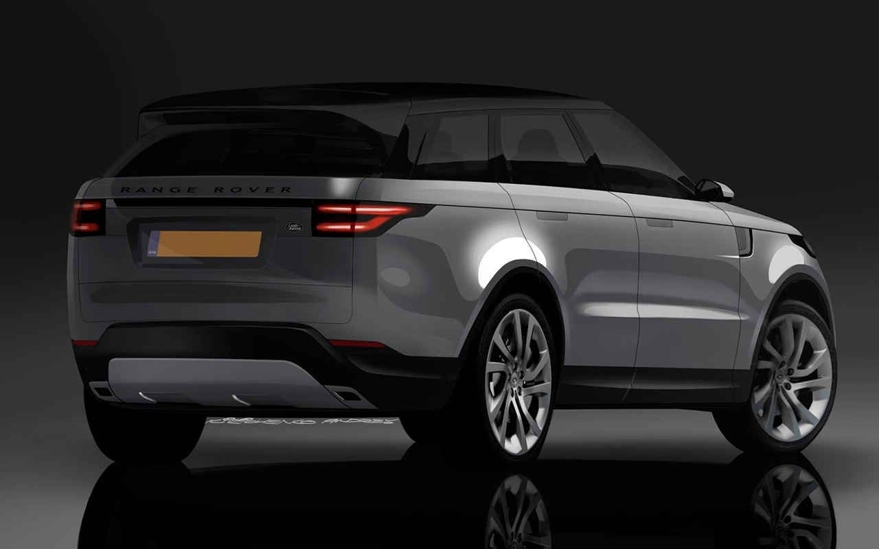2019 Range Rover Evoque Look High Resolution Wallpaper 1280x800