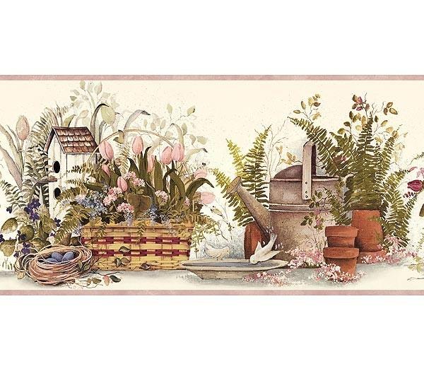 [44+] Kitchen Wallpaper Borders Ideas on WallpaperSafari