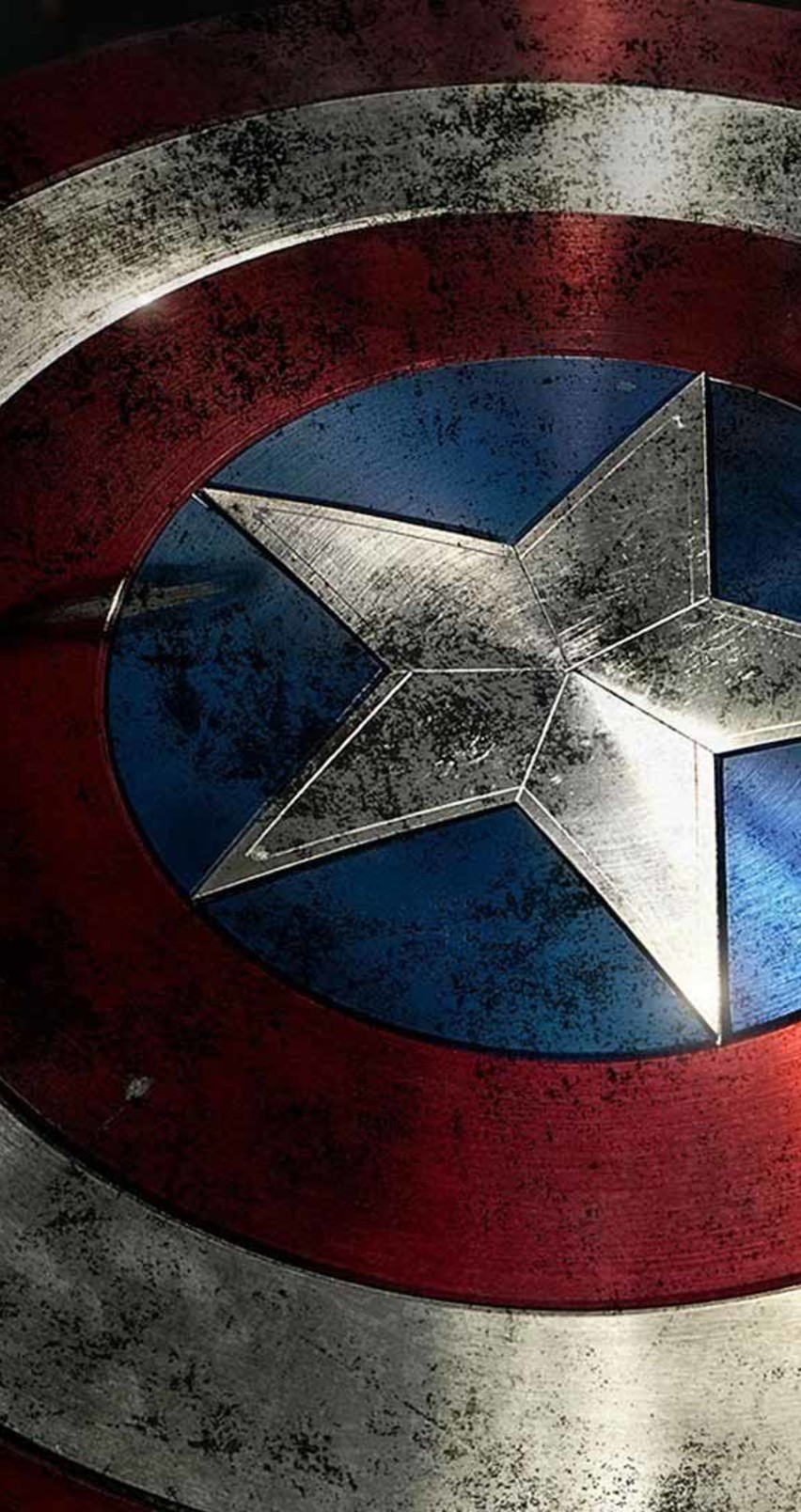 Captain America and his star   HD wallpaper 852x1608