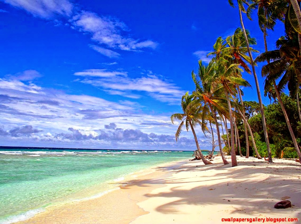 Tropical Island Paradise Wallpaper | Wallpapers Gallery